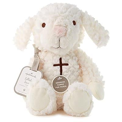 Hallmark Lullaby Lamb Interactive Stuffed Animal: Toys & Games