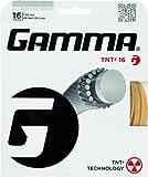 Gamma TNT2 17G Tennis String, White