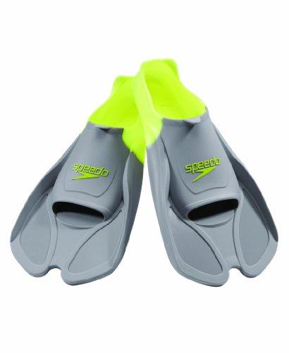 Speedo Biofuse Swim Training Fins, Multi Color, X-Small