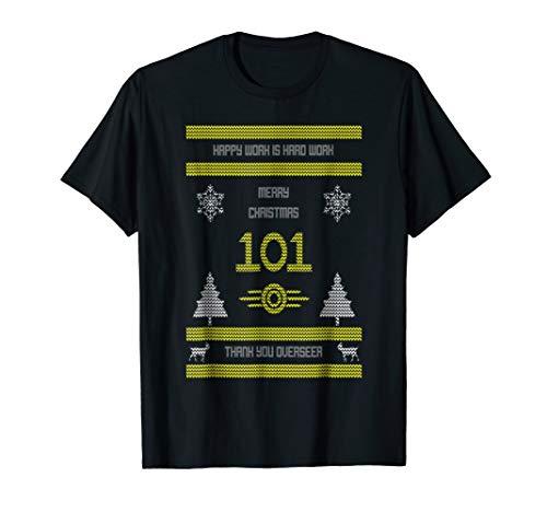 Ugly Vault 101 Christmas Sweater Tshirts -