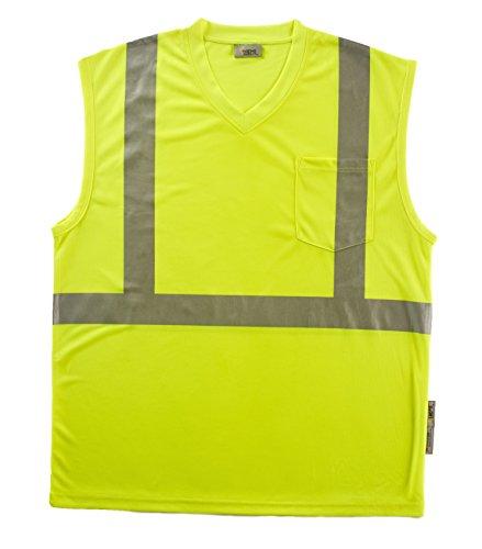Xtreme Visibility - Xtreme-Flex Class 2 Sleeveless T-Shirt - 2XL
