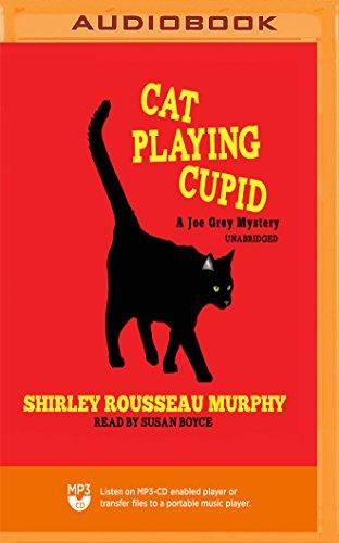 Cat Playing Cupid (The Joe Grey Mysteries)