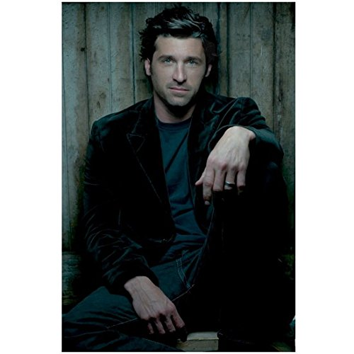 patrick-dempsey-seated-against-wall-with-arms-on-legs-soft-smile-8-x-10-inch-photo