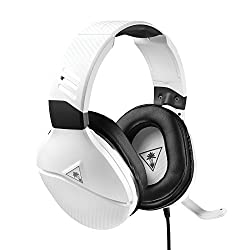 Turtle Beach Recon 200 White Amplified Gaming Headset For Xbox One, Ps4 & Ps4 Pro - Xbox One