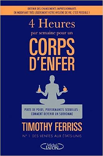 Livres gratuits 4 Heures par semaine pour un Corps d'enfer pdf, epub