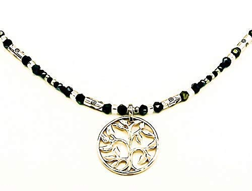 Family Tree of Life Necklace 50% OFF, Pendant is Sterling Silver