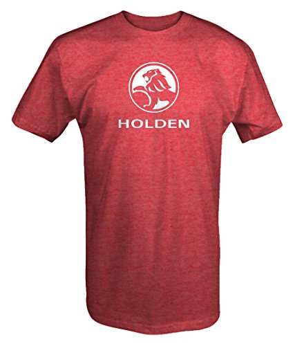 Price comparison product image Holden Lion Commodore Logo T shirt -Medium