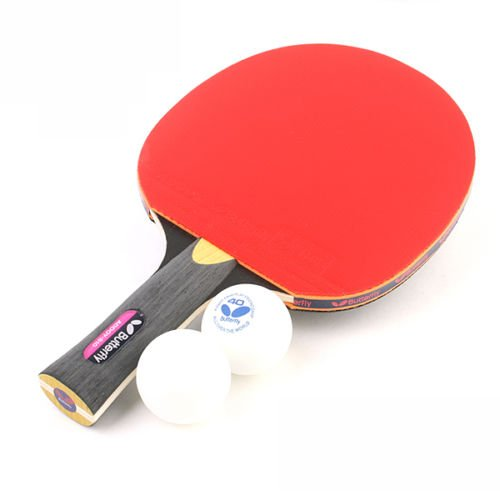 New Butterfly Pan ASIA S-10 Power Pen 6mm plywood holder racket Table Tennis