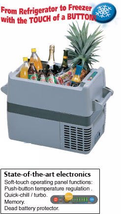 WAECO CF-040AC110 COOLMATIC 39 QUART 12/24 VOLTS / for sale  Delivered anywhere in USA