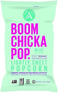 product image for Angie's BOOMCHICKAPOP Light Kettle Corn Popcorn, 5 oz. (Pack of 4)