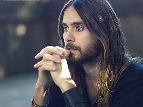 jared leto young poster