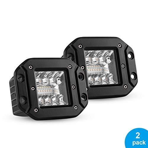 Flush Mount LED Pods, 80W IP68 W...