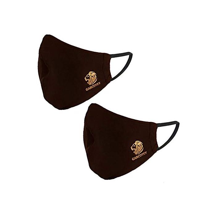 41 221T3G4L El material de algodón transpirable, el diseño cómodo asegura que la máscara se mantenga cerca de tu cara, cubriendo la nariz y la boca. Aún mejor, son lavables, lo que significa que se pueden reutilizar una y otra vez. Hecho de 100% algodón de dos capas, fabricado en Vietnam Silver ION - Tecnología americana