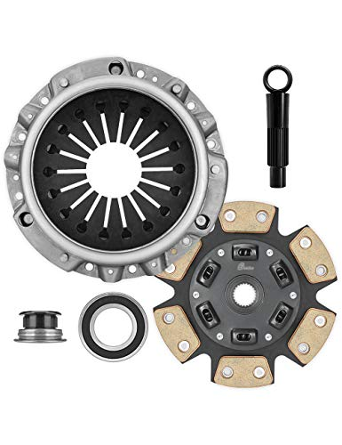 AT Clutches Clutch kit K-08-023 Stage 3 HD for Honda S2000 2000-2009 2.0L 2.2L (Best Clutch For S2000)