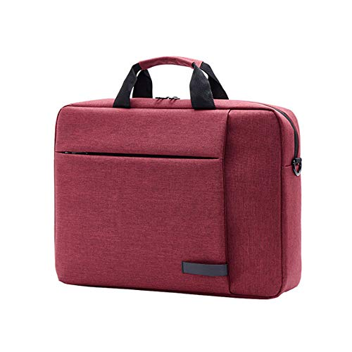 Sky Laptop Bag Portable 15 Inch Business Casual Laptop Bag Insurance Company Display Bag Unisex, Functional Waterproof, Breathable, Wearable, Shockproof,G