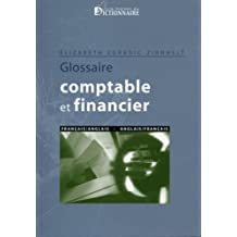 Glossaire des termes comptables et financiers