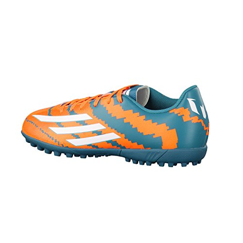Adidas - F5 IN Messi - M29357 - Color: Naranja-Verde claro - Size: 47.3