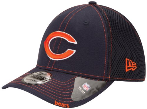 - NFL Chicago Bears Neo 3930 Cap, Large/X-Large
