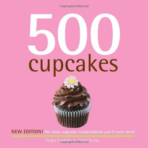 500 Cupcakes Cupcake Compendium Cookbooks product image