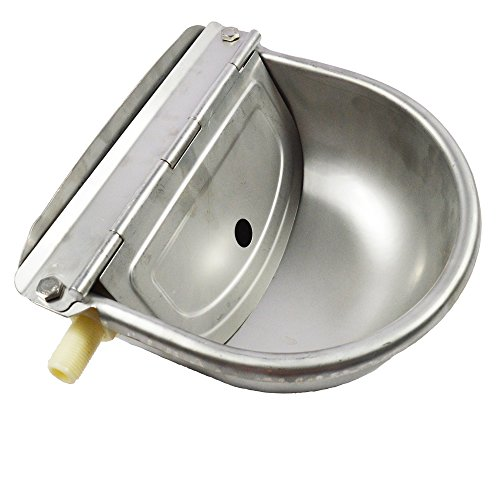 Techtongda Automatic Farm Grade Stainless Stock Waterer Horse Cattle Goat Sheep Dog Water(Item # 020209) by TECHTONGDA (Image #6)
