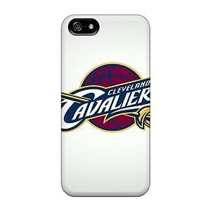 phone covers iPhone 5c EbP16360sFWL Allow Personal Design Attractive Cleveland Cavaliers Image Scratch Resistant Cell-phone Hard Covers -JamieBratt WANGJING JINDA