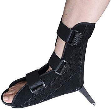 Antideslizante Soportes de pie Walker Brace Rightfoot Bota for Caminar, length27.5cm Fascitis Plantar Férula de Tobillo for la presión y el Alivio del Dolor 11.18