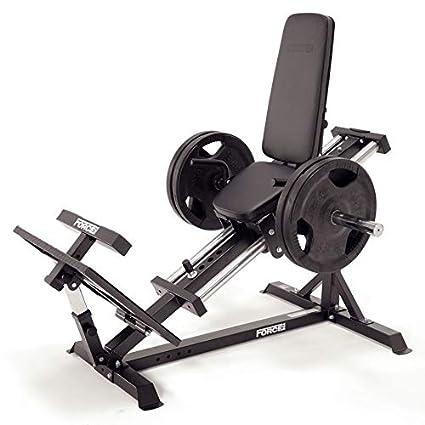 Amazon force usa degree compact leg press sports outdoors