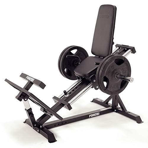 Compact Leg Sled - FORCE USA 45 Degree Compact Leg Press