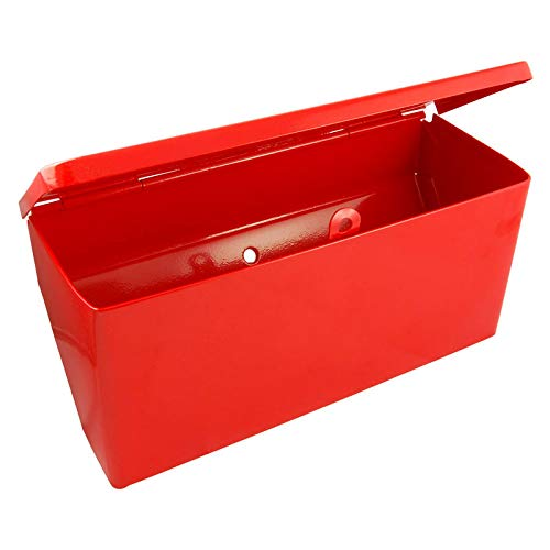 DENNIS CARPENTER FORD RESTORATION PARTS 1948-1952 Ford Tractor Tool Box - Compatible with Ford