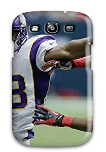 Premium [YTrRGEJ3078ogAzE]minnesota Vikings Case For Galaxy S3- Eco-friendly Packaging
