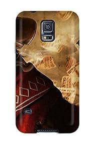 Fashion Tpu Case For Galaxy S5- Call Of Juarez Gunslinger Defender Case Cover by icecream design