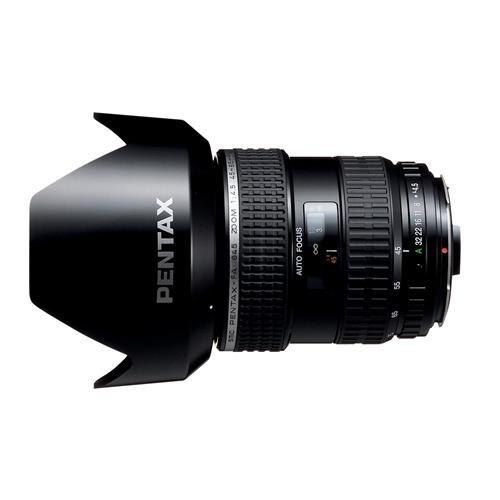 PENTAX  45-85mm 645N Lens with Case (Pentax 645)