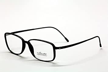d2044a1acc3 Image Unavailable. Image not available for. Color  Silhouette SPX Legends  Full Rim Eyeglasses Shape 2832 ...