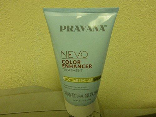 Price comparison product image Nevo Color Enhancer Honey Blonde By Pravana (5 oz.)