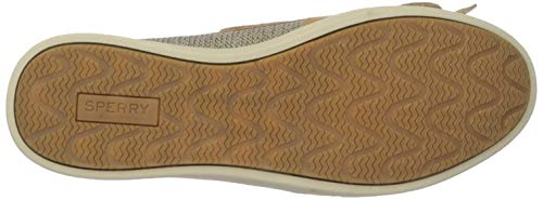 sider Us 5 Medium Sperry Shoe 5 Boat Linen Loft oat Women's Top Oasis S5C1qxpw