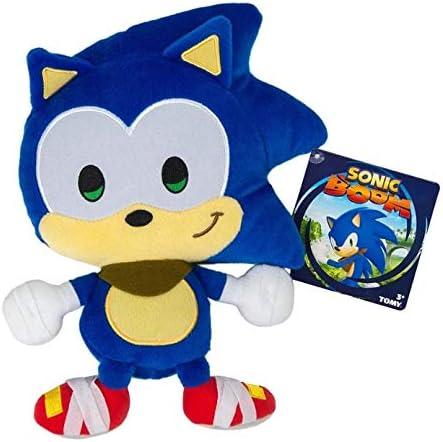 Amazon Com Sonic Boom Small Plush Sonic Toys Games