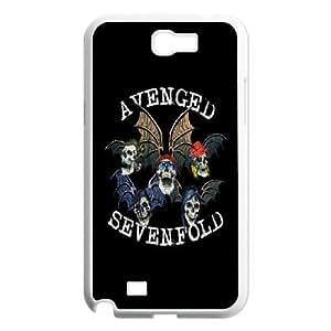 Generic Case Avenged Sevenfold For Samsung Galaxy Note 2 N7100 560Y7Y7857