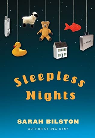 book cover of Sleepless Nights