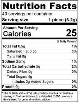 Amazon.com : Chiclosos de Cajeta Goat Milk Caramel Candy Coronado 2.2 lb : Grocery & Gourmet Food