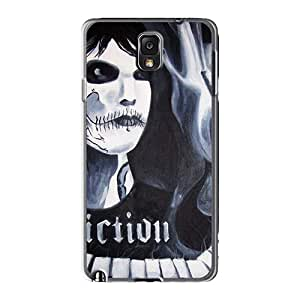 Shockproof Hard Cell-phone Case For Samsung Galaxy Note3 (tjA10610kraI) Support Personal Customs Realistic Avenged Sevenfold Image