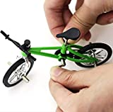 Finduat Miniature Metal Finger Mountain Bike