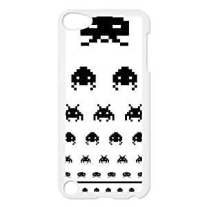 iPod Touch 5 Case White Gamers eye test A0I5D