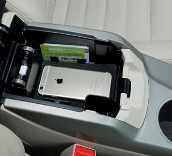 Car Glove Box Car Center Console Tray Armrest Storage box Organizer for 2016-2018 Kia Sorento by Kaungka