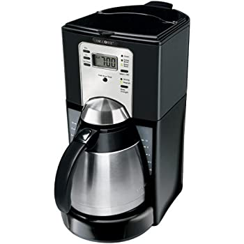 Amazon Com Mr Coffee Fttx95 1 10 Cup Thermal Coffeemaker