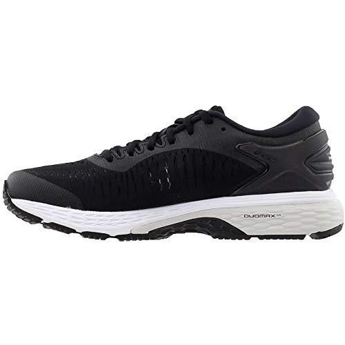 ASICS Gel-Kayano 25 Women's Shoe, Black/Glacier Grey, 6 B US by ASICS (Image #3)