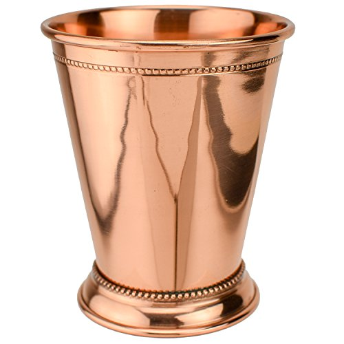 Prince of Scots 100% Pure Copper Mint Julep Cup by Prince of Scots