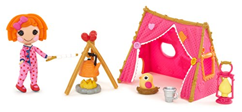 Lalaloopsy Mini Playset- Camping with Sunny (Lalaloopsy Sunny Side Up compare prices)
