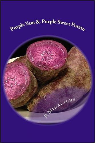 Purple Yam Purple Sweet Potato The Secret To Living Until
