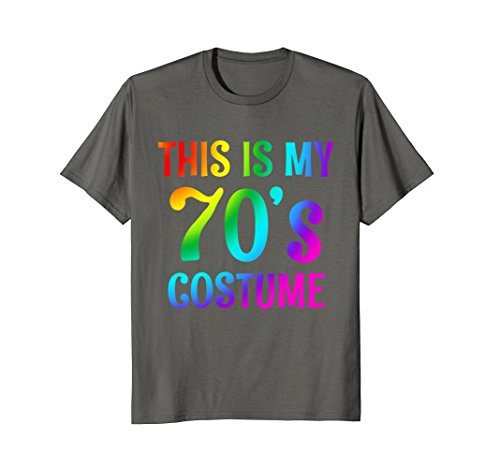 70s Halloween Costume 1970s Shirt men women
