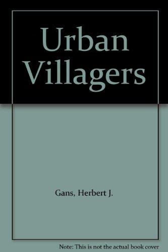 Urban Villagers